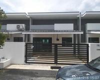 Terrace House For Auction at Taman Kuantan Jaya, Kuantan