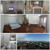 Condo Room for Rent at Pelangi Indah, Jalan Ipoh