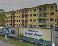Property for Auction at Perepat Indah Apartment