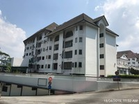 Condo For Auction at Le Chateau, Seputeh