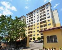 Apartment For Auction at Ria Prima, Taman Bukit Ria