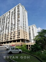 Property for Rent at Desa Ixora Apartment