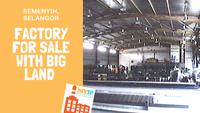 Property for Sale at Kawasan Perindustrian Kajang Jaya
