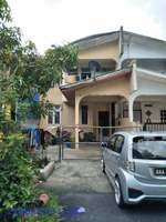 Townhouse For Auction at Taman Sukma, Kuching