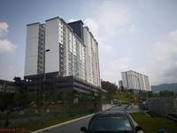 Property for Auction at Apartment Saujana Permai 2