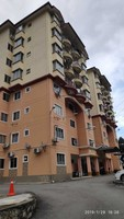 Property for Auction at Pangsapuri Seri Mewah
