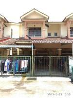 Townhouse For Auction at Desa Puteri, Rawang