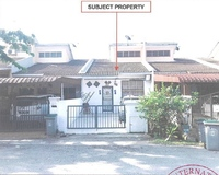 Property for Auction at Taman Desaria