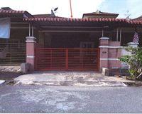 Terrace House For Auction at Tanjong Rambutan, Ipoh
