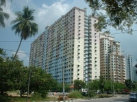 Property for Rent at Taman Bendera (Relau)