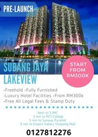 Property for Sale at Subang Ville Aman Luxury Condominiums