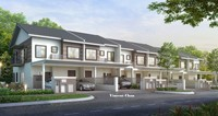 Terrace House For Sale at Cybersouth, Dengkil