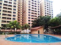 Condo For Rent at Putra Villa, Taman Melati