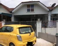 Terrace House For Auction at Taman Nusa Bestari 2, Nusajaya