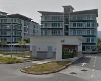 Apartment For Auction at EcoPark, Kota Kinabalu