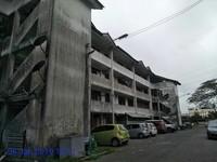 Flat For Auction at Taman Arbi, Kuching