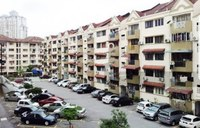 Apartment For Sale at Makmur Apartment, Bandar Sunway