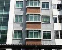 Apartment For Auction at University Condo Apartment 2, Menggatal