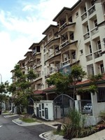 Townhouse For Sale at Taman Lagenda Mas, Cheras South