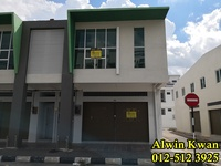 Property for Rent at Panorama Lapangan Perdana
