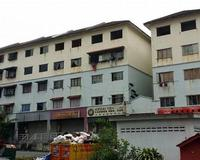 Apartment For Auction at Putra Raya Apartment, Bandar Putra Permai