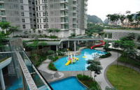 Property for Rent at i-Zen Kiara I