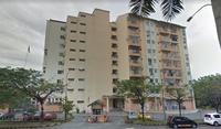 Property for Sale at Pangsapuri Kinabalu