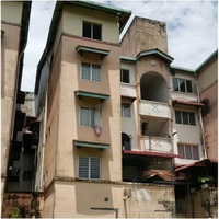 Property for Auction at Apartment Anggerik