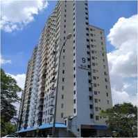 Apartment For Auction at Taman Desaminium, Bandar Putra Permai