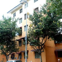 Apartment For Auction at Pangsapuri Sri Meranti, Bandar Sri Damansara
