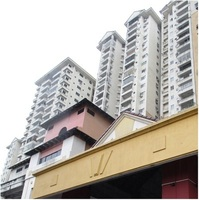 Condo For Auction at Setapak Ria Condominium, Setapak