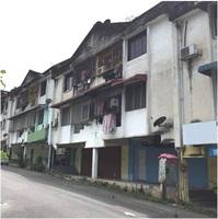 Shop Apartment For Auction at Taman Intan Baiduri, Kuala Lumpur