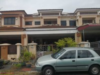 Terrace House For Auction at Ipoh, Perak