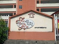 Apartment For Sale at Sri Ria Apartment, Kajang