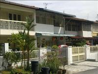 Terrace House For Sale at Taman Cantik, Cheras