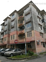 Property for Auction at Kenanga Apartment