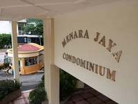 Property for Rent at Menara Jaya
