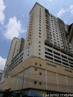Apartment For Auction at Pelangi Mall, Kota Bharu