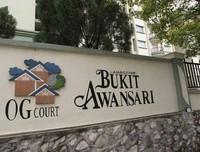 Property for Sale at Pangsapuri Bukit Awansari (OG Court)