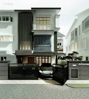 Semi D For Sale at Areca Residence, Kepong