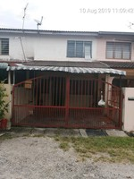 Terrace House For Auction at Taman Pakatan, Ipoh