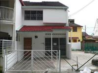 Terrace House For Rent at Taman Sri Rampai, Setapak