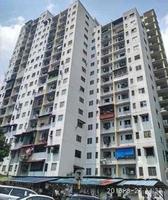 Apartment For Auction at Pangsapuri Permai, Sungai Besi