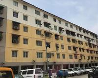 Flat For Auction at Kemuning Apartment, Taman Bunga Raya