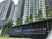 Condo For Sale at KL Palace Court, Taman Kuchai Jaya