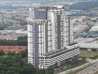 Condo For Rent at Silk Residence, Balakong