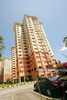 Apartment For Sale at Dahlia Apartment, Taman Sri Rampai