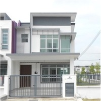 Terrace House For Auction at Hill park @ Shah Alam North, Puncak Alam