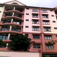 Property for Auction at Bukit Gembira Condominium