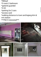 Property for Sale at Pangsapuri Ria